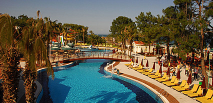 Club Boran Mare Beach Havuz / Deniz