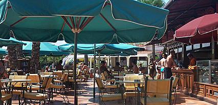 Club Boran Mare Beach Yeme / İçme