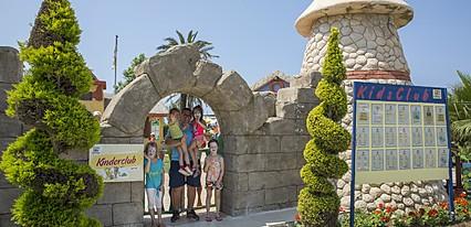 Club Calimera Serra Palace Genel Görünüm