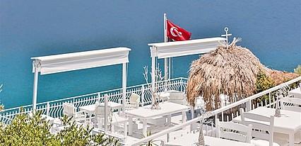 Club Çapa Hotel Yeme / İçme