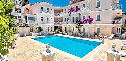 Club Çapa Hotel Genel Görünüm