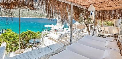 Club Çapa Hotel Havuz / Deniz