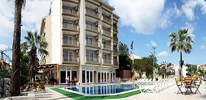 Club Dorado Hotel Genel Görünüm