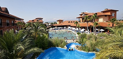 Club Grand Aqua Havuz / Deniz