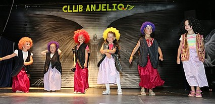 Club Hotel Anjeliq Genel Görünüm