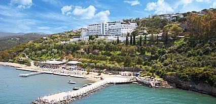 Club Hotel Ephesus Princess Genel Görünüm