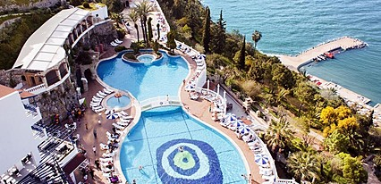 Club Hotel Ephesus Princess Havuz / Deniz