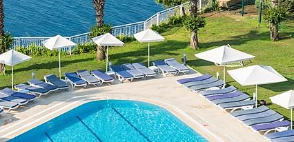 Club Hotel Falcon Havuz / Deniz