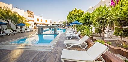 Club Hotel Flora Havuz / Deniz