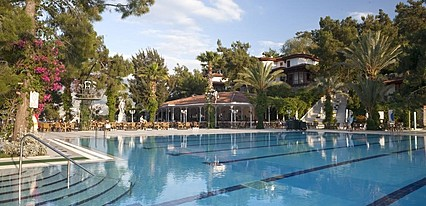 Club Hotel Letoonia Fethiye Havuz / Deniz