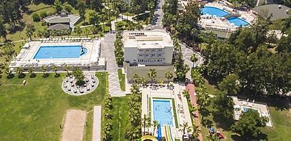 Club Hotel Sidelya Genel Görünüm