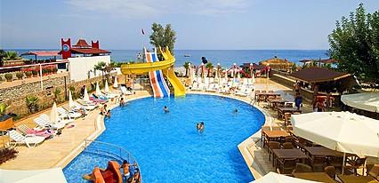 Club Hotel Sunbel Havuz / Deniz