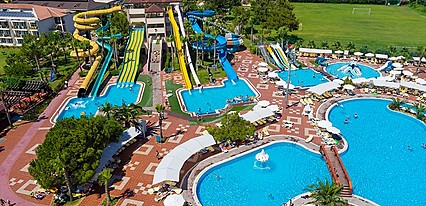 Club Hotel Turan Prince World Havuz / Deniz