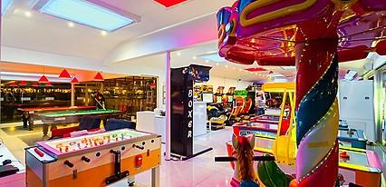 Club Hotel Turan Prince World Genel Görünüm