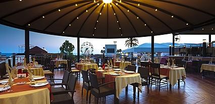 Club Hotel Turan Prince World Yeme / İçme