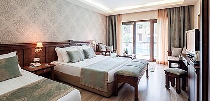 Club Hotel Turan Prince World Oda