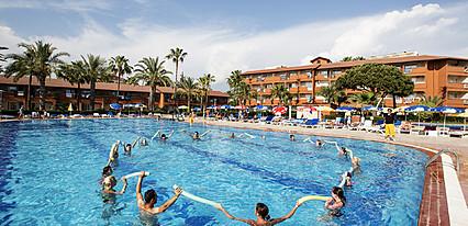 Club Hotel Turtaş Havuz / Deniz
