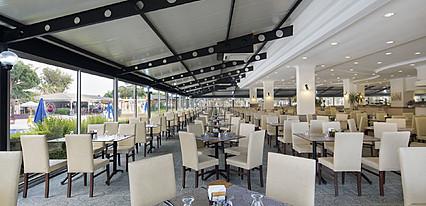 Club Hotel Turtaş Yeme / İçme