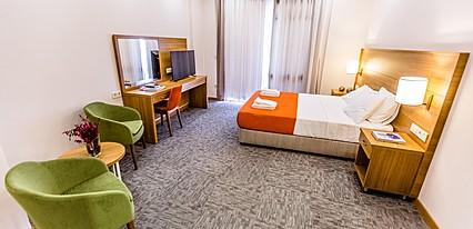 Club Marma Hotel Oda