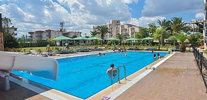 Club Nina Beach Hotel Genel Görünüm