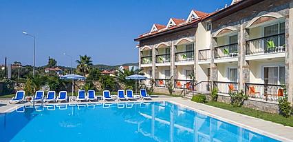Club Orka Hotel Villas Genel Görünüm