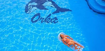Club Orka Hotel Villas Havuz / Deniz