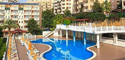 Club Paradiso Hotel & Resort Havuz / Deniz
