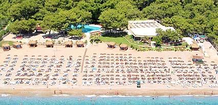 Club Pınara Tekirova Genel Görünüm