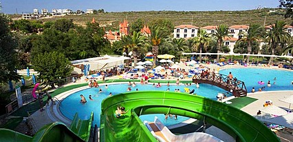 Club Resort Atlantis Havuz / Deniz