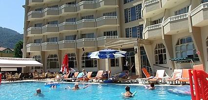 Club Selen Hotel Genel Görünüm