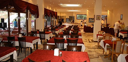 Club Seray Hotel Yeme / İçme