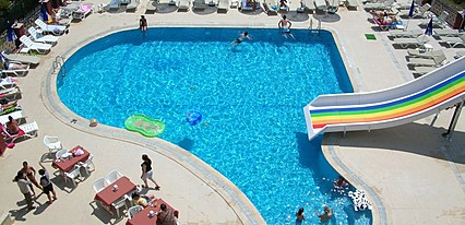 Club Seray Hotel Havuz / Deniz