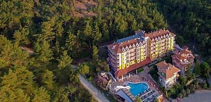 Club Seray Hotel Genel Görünüm