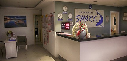 Club Shark Hotel Genel Görünüm