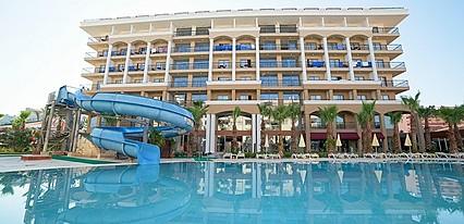 Club Sun Heaven Hotel Genel Görünüm