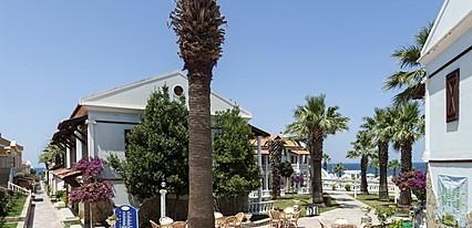Club Tarhan Beach Hotel Genel Görünüm