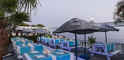 Club Tarhan Beach Hotel Yeme / İçme