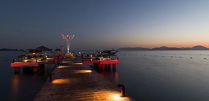 Club Tuana Fethiye Havuz / Deniz
