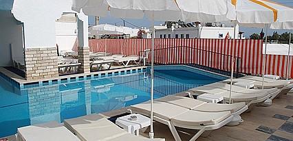 Club Vela Hotel Bodrum Havuz / Deniz