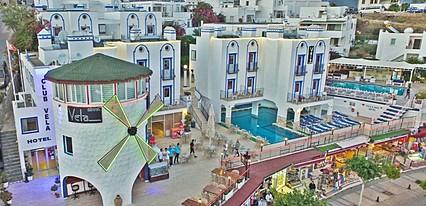 Club Vela Hotel Bodrum Genel Görünüm