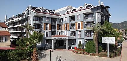 Club Viva Hotel Genel Görünüm