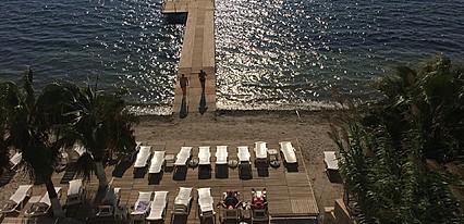 Coastlight Hotel Havuz / Deniz
