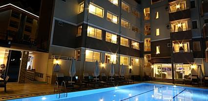 Comet Deluxe Hotel Havuz / Deniz
