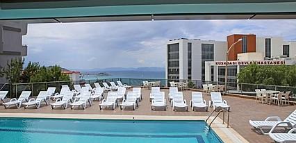Comfort Ada Class Hotel Genel Görünüm