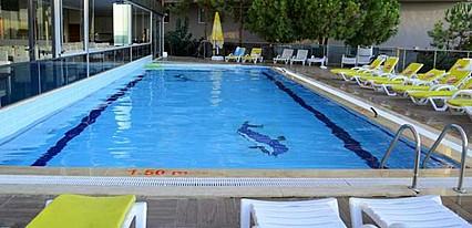Comfort Ada Class Hotel Havuz / Deniz
