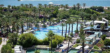 Concorde Deluxe Resort Havuz / Deniz