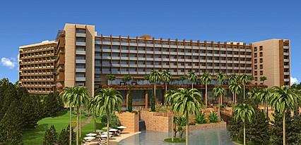 Concorde Luxury Resort Hotel Casino Genel Görünüm