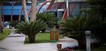 Cornelia De Luxe Resort Genel Görünüm