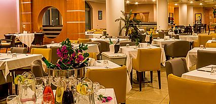 Cosmopolitan Resort Hotel Yeme / İçme