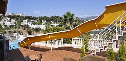 Costa Akkan Suites Havuz / Deniz
